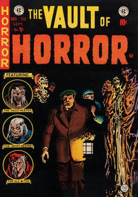 Cover Thumbnail for Vault of Horror (EC, 1950 series) #38