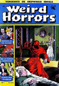 Cover for Weird Horrors (St. John, 1952 series) #1