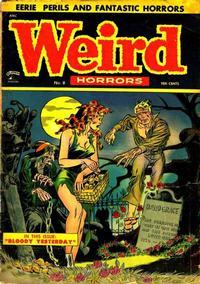 Cover Thumbnail for Weird Horrors (St. John, 1952 series) #8