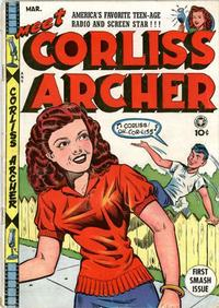 Cover Thumbnail for Meet Corliss Archer (Fox, 1948 series) #1