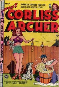 Cover Thumbnail for Meet Corliss Archer (Fox, 1948 series) #2