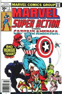 Cover Thumbnail for Marvel Super Action (Marvel, 1977 series) #1 [Regular Edition]