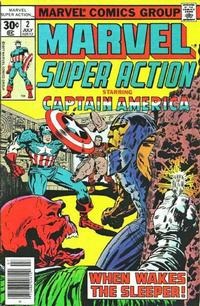 Cover Thumbnail for Marvel Super Action (Marvel, 1977 series) #2 [30 cent cover]