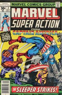 Cover Thumbnail for Marvel Super Action (Marvel, 1977 series) #3 [30 cent cover price]