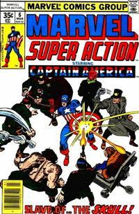 Cover Thumbnail for Marvel Super Action (Marvel, 1977 series) #6