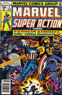 Cover Thumbnail for Marvel Super Action (Marvel, 1977 series) #9