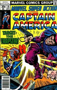 Cover Thumbnail for Marvel Super Action (Marvel, 1977 series) #10