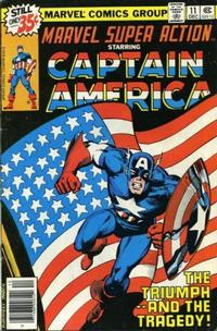 Cover Thumbnail for Marvel Super Action (Marvel, 1977 series) #11
