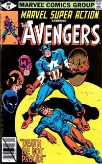 Cover Thumbnail for Marvel Super Action (Marvel, 1977 series) #15