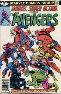 Cover Thumbnail for Marvel Super Action (Marvel, 1977 series) #16 [Direct]