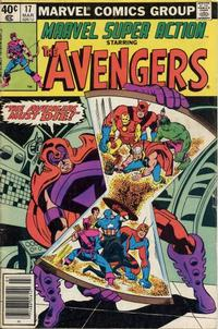 Cover Thumbnail for Marvel Super Action (Marvel, 1977 series) #17