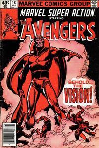 Cover Thumbnail for Marvel Super Action (Marvel, 1977 series) #18
