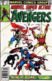 Cover Thumbnail for Marvel Super Action (Marvel, 1977 series) #19