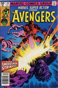 Cover Thumbnail for Marvel Super Action (Marvel, 1977 series) #26