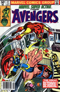 Cover Thumbnail for Marvel Super Action (Marvel, 1977 series) #27