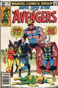 Cover Thumbnail for Marvel Super Action (Marvel, 1977 series) #29