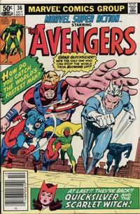 Cover Thumbnail for Marvel Super Action (Marvel, 1977 series) #36