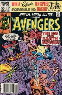 Cover Thumbnail for Marvel Super Action (Marvel, 1977 series) #37 [Newsstand Edition]