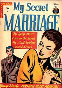 Cover Thumbnail for My Secret Marriage (Superior, 1953 series) #4
