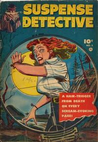 Cover Thumbnail for Suspense Detective (Fawcett, 1952 series) #5