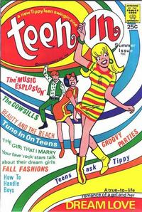 Cover Thumbnail for Teen-In (Tower, 1968 series) #[1]