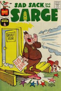 Cover Thumbnail for Sad Sack and the Sarge (Harvey, 1957 series) #18