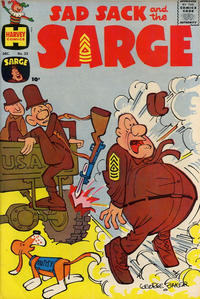 Cover Thumbnail for Sad Sack and the Sarge (Harvey, 1957 series) #22