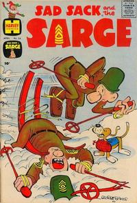 Cover Thumbnail for Sad Sack and the Sarge (Harvey, 1957 series) #24