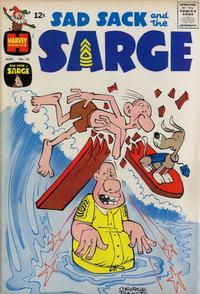 Cover Thumbnail for Sad Sack and the Sarge (Harvey, 1957 series) #32