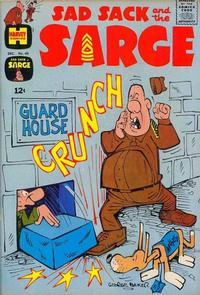 Cover Thumbnail for Sad Sack and the Sarge (Harvey, 1957 series) #40