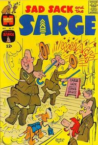 Cover Thumbnail for Sad Sack and the Sarge (Harvey, 1957 series) #51