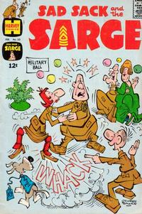 Cover Thumbnail for Sad Sack and the Sarge (Harvey, 1957 series) #53