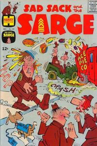 Cover Thumbnail for Sad Sack and the Sarge (Harvey, 1957 series) #59