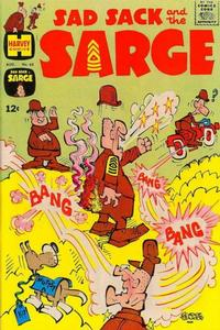 Cover Thumbnail for Sad Sack and the Sarge (Harvey, 1957 series) #63