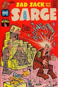Cover Thumbnail for Sad Sack and the Sarge (Harvey, 1957 series) #82