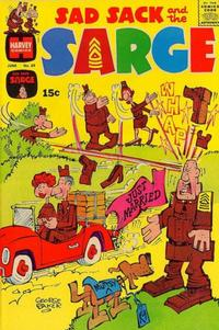 Cover Thumbnail for Sad Sack and the Sarge (Harvey, 1957 series) #89