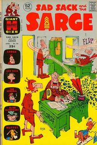 Cover Thumbnail for Sad Sack and the Sarge (Harvey, 1957 series) #94