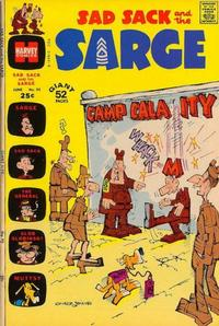 Cover Thumbnail for Sad Sack and the Sarge (Harvey, 1957 series) #95
