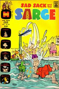 Cover Thumbnail for Sad Sack and the Sarge (Harvey, 1957 series) #97