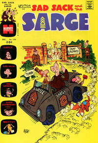 Cover Thumbnail for Sad Sack and the Sarge (Harvey, 1957 series) #104