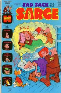 Cover Thumbnail for Sad Sack and the Sarge (Harvey, 1957 series) #107