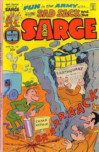 Cover Thumbnail for Sad Sack and the Sarge (Harvey, 1957 series) #125
