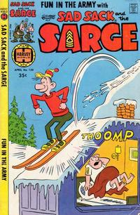 Cover Thumbnail for Sad Sack and the Sarge (Harvey, 1957 series) #130