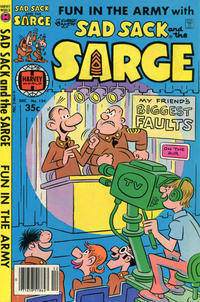 Cover Thumbnail for Sad Sack and the Sarge (Harvey, 1957 series) #134