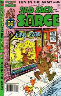 Cover Thumbnail for Sad Sack and the Sarge (Harvey, 1957 series) #146
