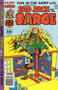 Cover Thumbnail for Sad Sack and the Sarge (Harvey, 1957 series) #154