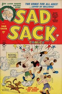 Cover Thumbnail for Sad Sack Comics (Harvey, 1949 series) #v1#3
