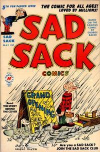 Cover Thumbnail for Sad Sack Comics (Harvey, 1949 series) #v1#5