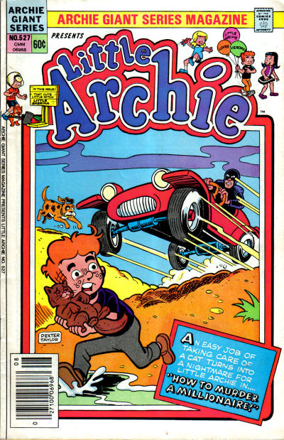 Cover for Archie Giant Series Magazine (Archie, 1954 series) #527