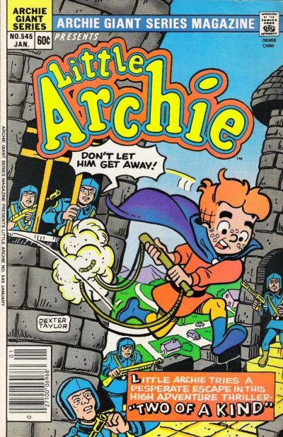 Cover for Archie Giant Series Magazine (Archie, 1954 series) #545
